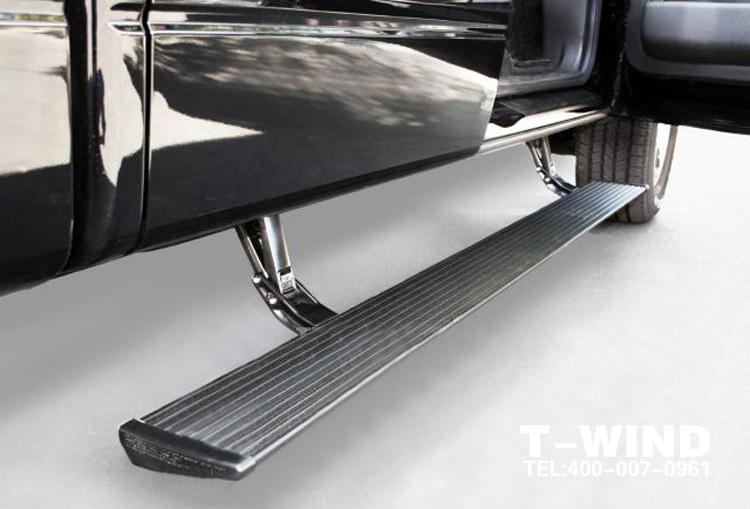 美国进口充电车_美国进口道奇公羊RAM1500皮卡车AMP电动脚踏板改装件- 道奇皮卡-T ...